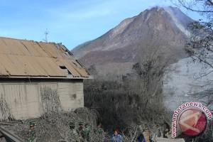 TNI dikerahkan untuk cari korban awan panas Sinabung