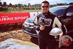 Rifat Sungkar naik ke posisi empat kejuaraan offroad