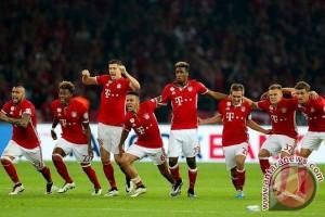 Susunan pemain Atletico vs Bayern Muenchen