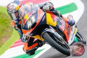 Klasemen GP Moto3, Binder perlebar jarak dari Navarro
