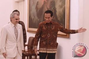 Presiden Jokowi siap terima kunjungan Pangeran Arab