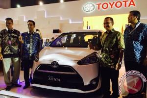 Pekan depan konsumen mulai bisa jajal Toyota Sienta