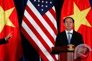 Presiden Vietnam muncul pertama kali sesudah sebulan lebih
