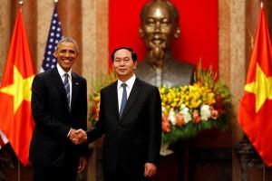 Vietnam boleh membeli F-16 dan P-3 Orion dari Amerika Serikat
