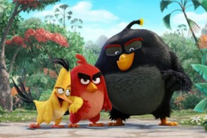 'Angry Birds' geser 'Captain America' dari Puncak Box Office