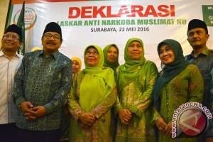 Deklarasi Laskar Narkoba Muslimat NU