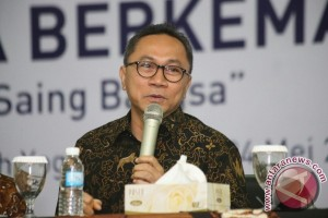 Ketua MPR minta kepala daerah dan rakyat bersinergi