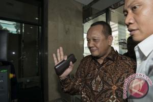 Sekretaris MA Nurhadi penuhi panggilan KPK