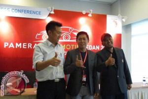 Pameran Otomotif Medan targetkan total transaksi Rp285 milyar