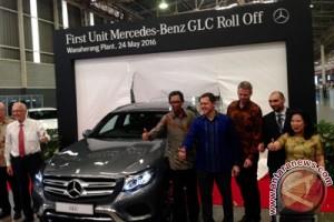 Mercedes-Benz GLC produksi lokal mulai mengaspal