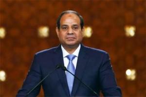 As-Sisi sebut pasukan Mesir serang kamp teroris setelah 28 pemeluk Koptik tewas