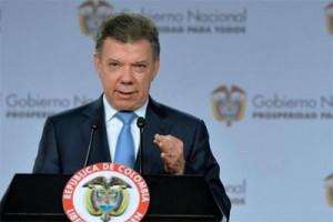 Presiden Kolombia raih hadiah Nobel Perdamaian 2016