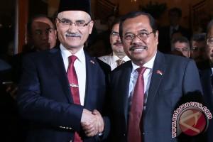 Jaksa Agung Indonesia-Turki bahas soal ISIS