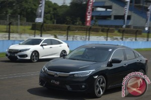 Merasakan sensasi mesin turbo All New Honda Civic