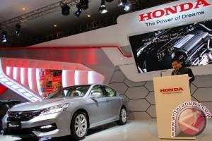Civic Turbo dan Accord jadi pajangan utama Honda di Medan