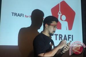 Aplikasi transportasi umum Trafi meluncur di Jakarta