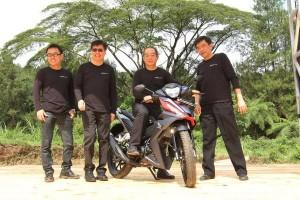 Honda siapkan aksesoris penggemar touring