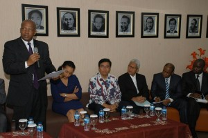 Negara-negara Afrika peringati Hari Afrika di Jakarta