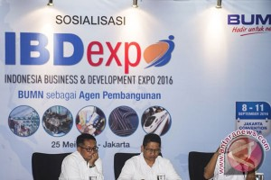 25 BUMN buka lowongan kerja di IBDExpo