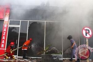 Pasar Besar Malang Terbakar