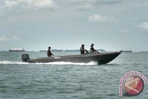 Patroli Perbatasan Perairan Batam