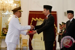 Pelantikan Wagub DI Yogyakarta