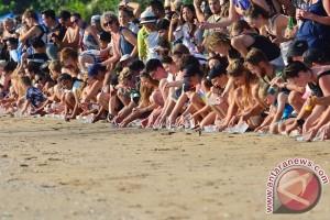 Wisatawan Tiongkok ke Bali melonjak 35,84 persen