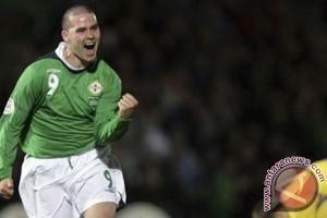 David Healy doakan Kyle Lafferty sukses di Euro 2016