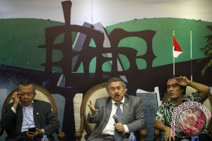 Diskusi Korupsi Lembaga Peradilan
