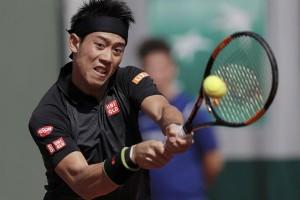 Nishikori lolos ke putaran final Tur ATP di London