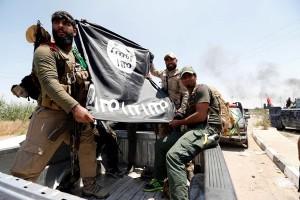 Pasukan Irak rebut daerah-daerah di sekitar kubu ISIS
