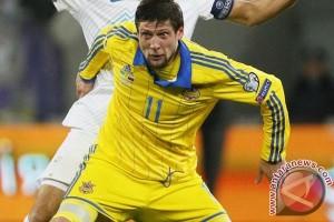 Seleznyov masuk skuad sementara Ukraina untuk Euro 2016