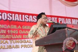 Oesman sebut Empat Pilar bisa redam ancaman terhadap Indonesia