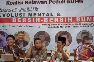 Diskusi Bersih-Bersih BUMN