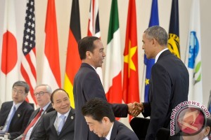 President Jokowi sees peace, stability as key for global economic growth