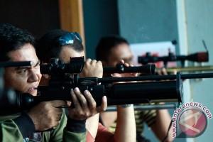 31 Provinsi ikuti Kejurnas Menembak di Cimahi