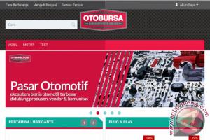 Lapak otomotif daring Otobursa diluncurkan