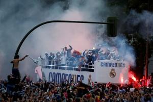 Jalan berliku Real Madrid raih Undecima