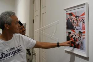 "Pameran 30 foto ""Momentum"" di Semarang"