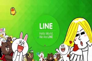 LINE capai 500 juta unduhan di Play Store