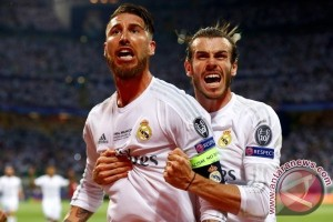 Susunan pemain Real Madrid vs Legia