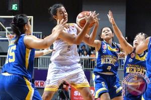 Surabaya Fever Juara Women IBL 2016