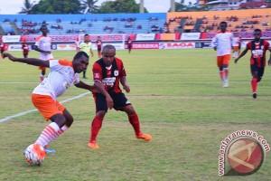 Pelatih Jafri liburkan pemain Persipura