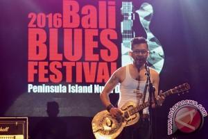 Bali Blues Festival sukses di Peninsula