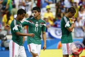 Susunan pemain Meksiko lawan Jamaika di Copa America