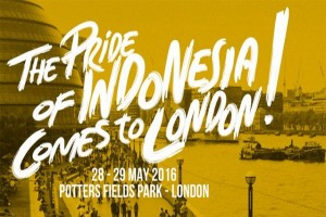Indonesian weekend event in London successfully promotes tourism