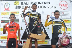 Juara Bali Mountain Bike Marathon 2016