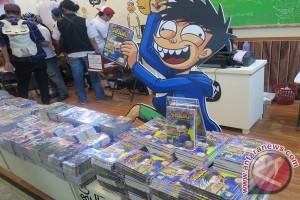 "Komik ""Si Juki"" dirilis dalam format cetak"