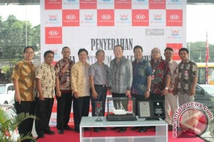Kia Siloam Bandung diler Kia terbaik se-Asia