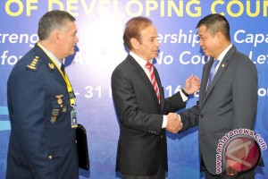 Menteri Perhubungan Indonesia-Paraguay